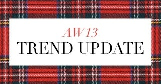 AW13 Trend Update