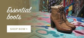 AW18 Essential Boots