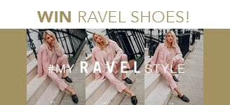 WIN RAVEL SHOES