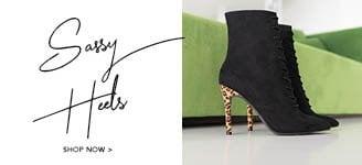 AW20 Sassy Heels