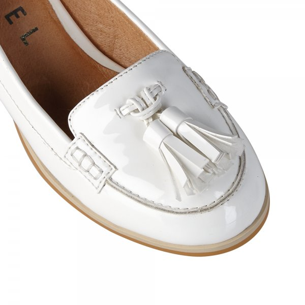 8f572b7ee85 Buy Ravel ladies Magnolia loafers online in blackwhite patent