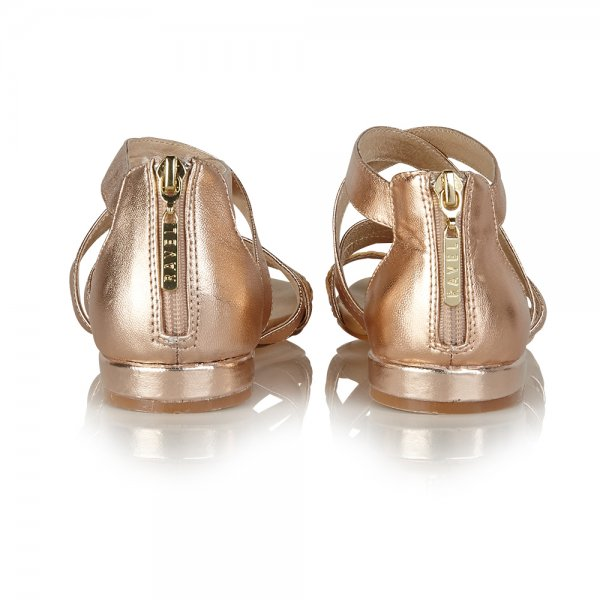 b255145ecb09 Buy Ravel ladies balm sandals online in rose gold