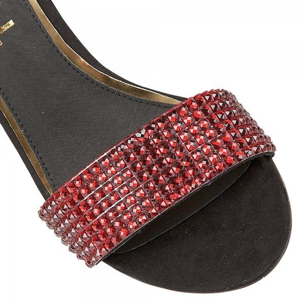 Buy Ravel Ladies Las Vegas Sandals Online In Black Suede