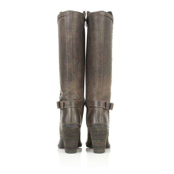 d0ee8f1740216 Buy Ravel ladies Vancouver knee high boots online in grey leather