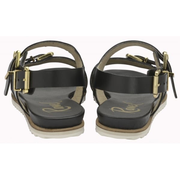 d938f3d35 Buy Ravel ladies  Moab sandals in black leather