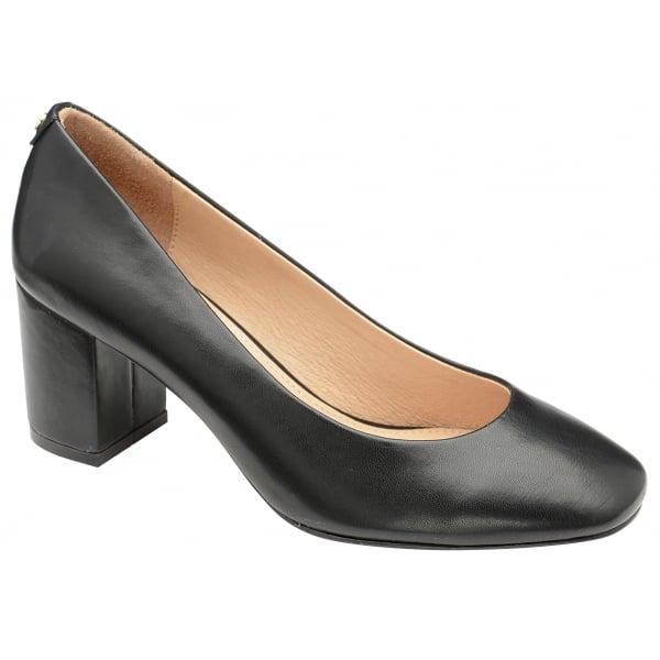 Ravel Weston Block Heeled Court Shoes