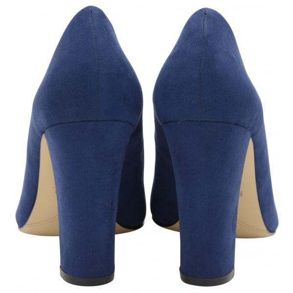 Navy Blue Ladies Shoes Uk