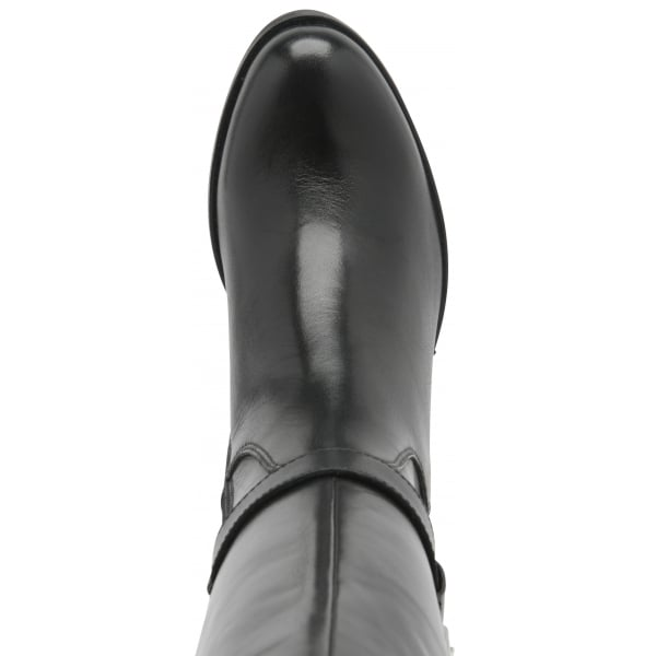 3cfa4dfe3ce Buy Ravel ladies Dothan knee high boots online in black leather