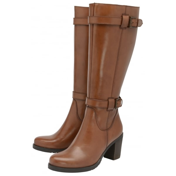 d99141c98d3 Buy Ravel ladies Dothan knee high boots online in tan leather
