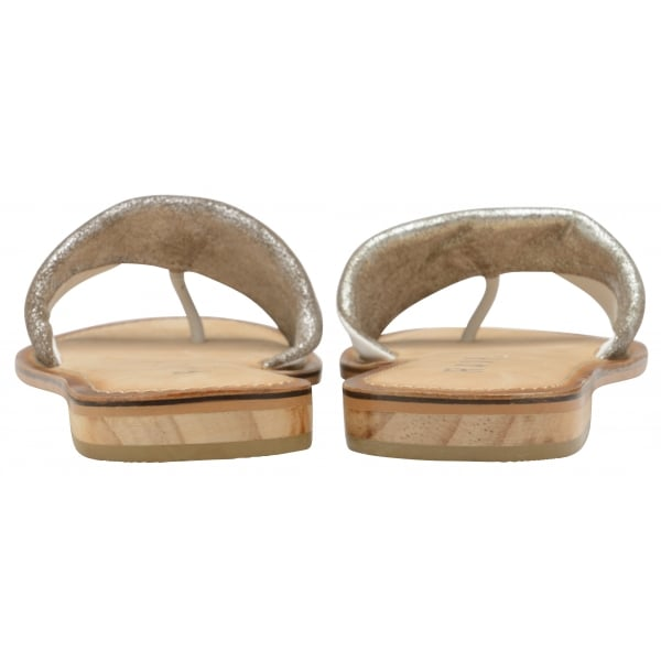 a340a3c0a4a1ff Buy Ravel ladies  Hatley flat sandals online in silver