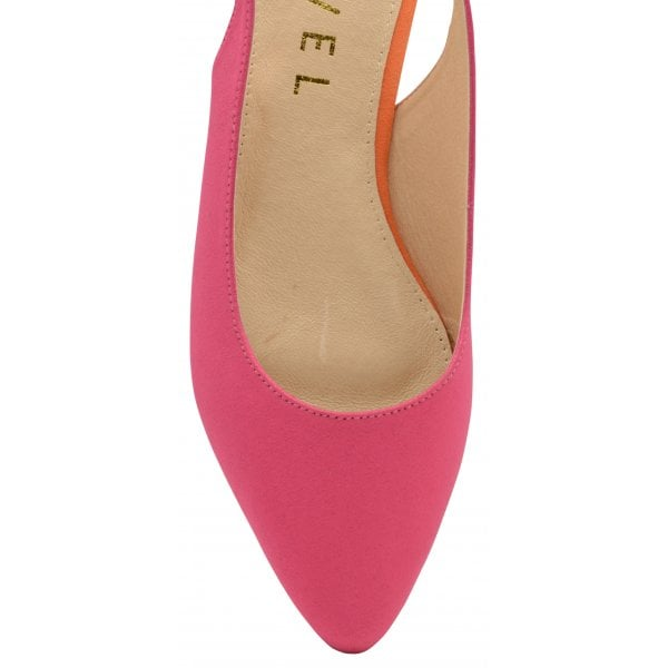 ddcef7f7c20 Buy Ravel ladies  Highlands flat shoes in fuchsia online.