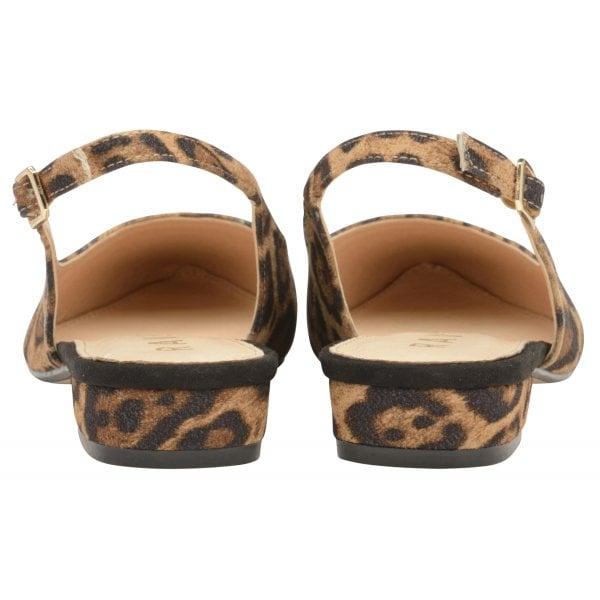 319761360c1 Buy Ravel ladies  Highlands flat shoes in leopard print online.