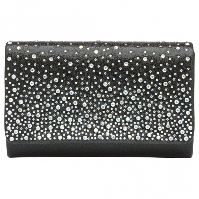 Black Myers Clutch Bag | Ravel