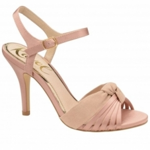 Rose Melrose Heeled Open-Toe Shoes | Ravel