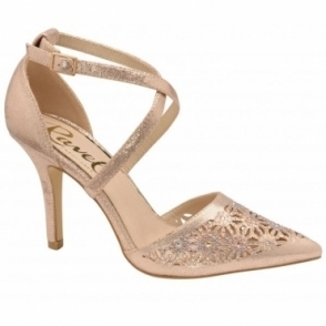 Rose Volusia Heeled Pumps | Ravel