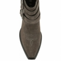 Taupe Colville Suede Ankle Boots | Ravel