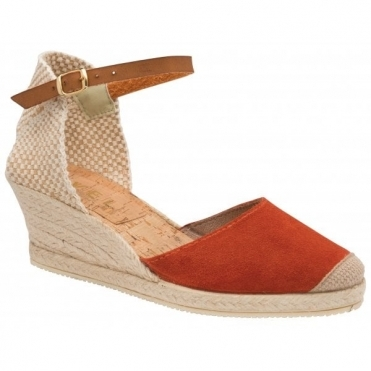 Ginger Etna Espadrille Wedge Sandals | Ravel