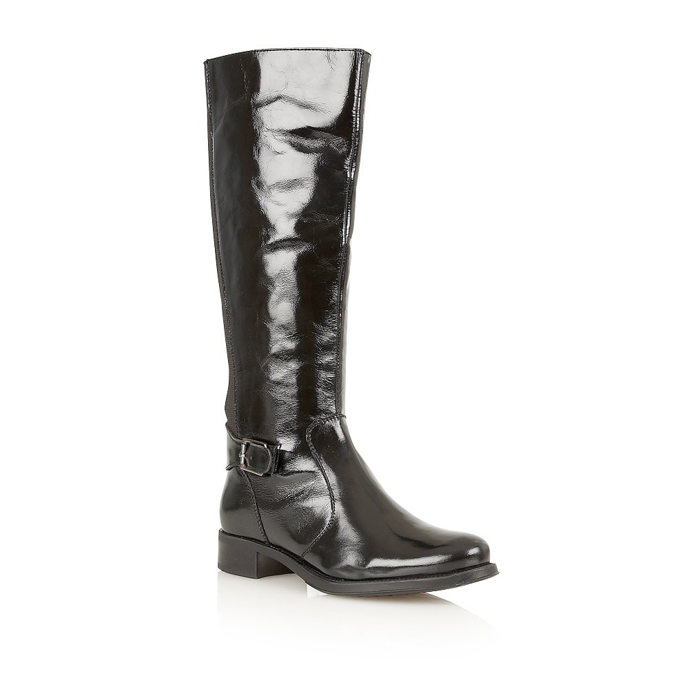 Find great deals on eBay for patent leather knee high boots. Shop with confidence.