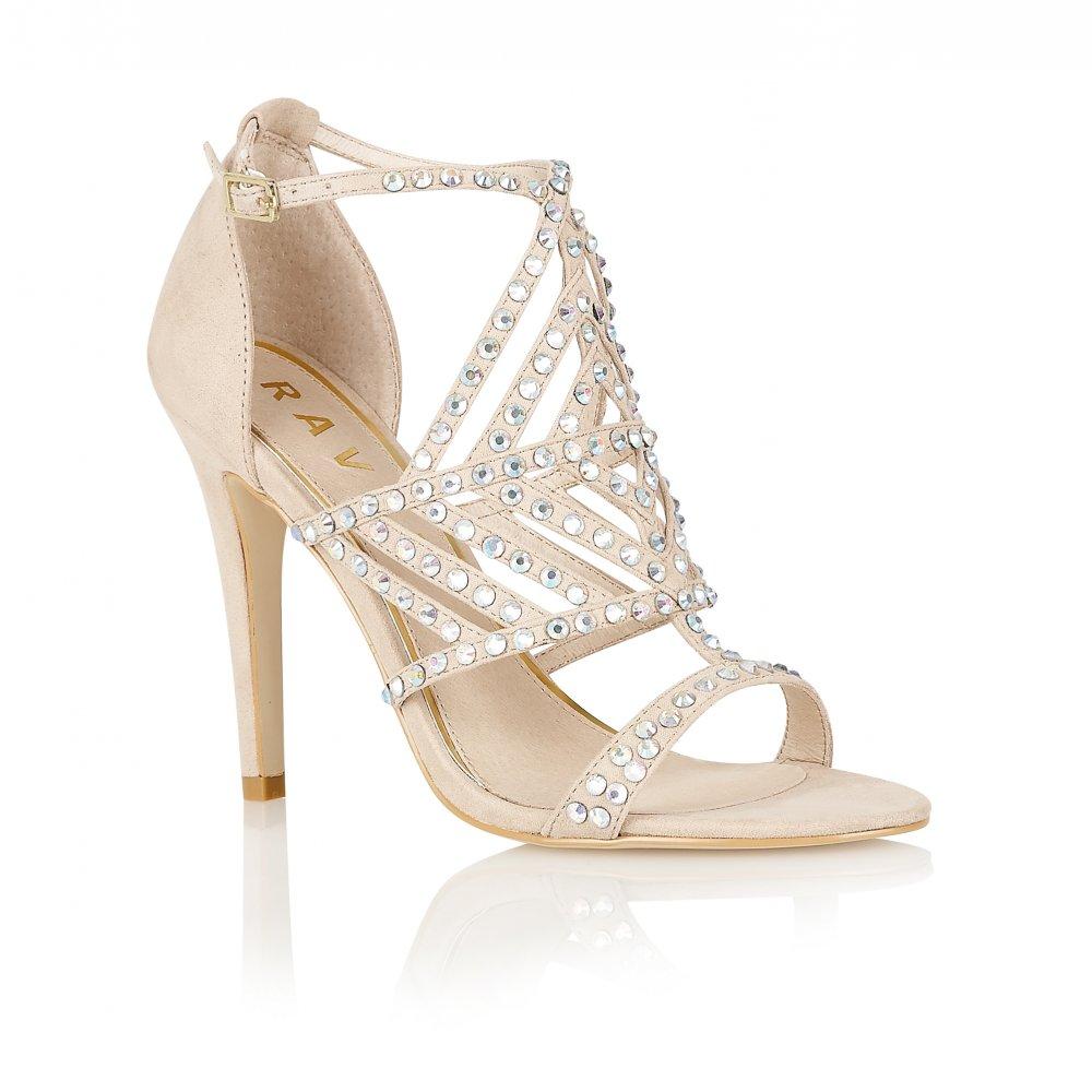162d54f3bc9 Buy Ravel ladies Orlando sandals in champagne