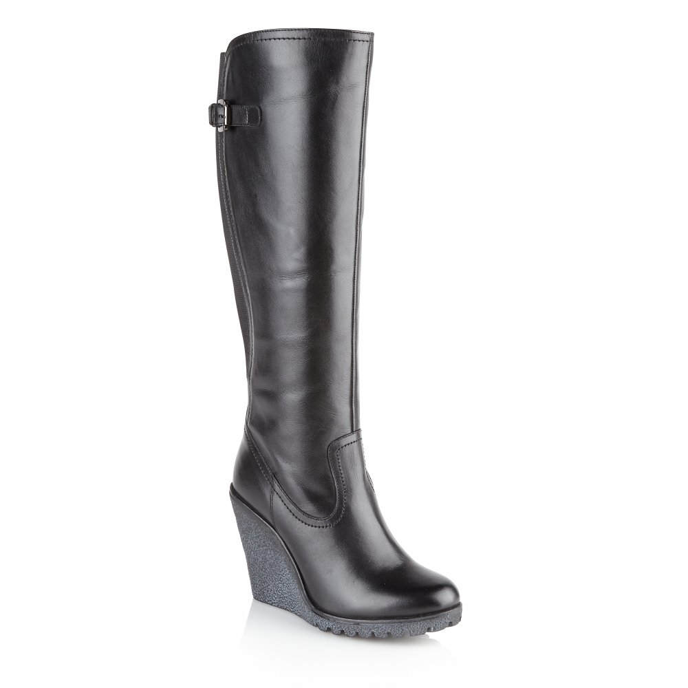 Find great deals on Womens Black Wedges Shoes at Kohl's today! Sponsored Links 2 Lips Too Niles Women's Knee High Wedge Boots. Regular. $ Journee Collection Koala Women's Faux Suede Wedge Booties. sale. $ Regular $ Journee Collection Andies Women's Wedges.