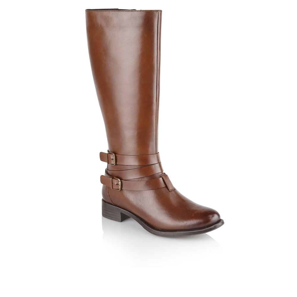 buy ravel markham knee high boots in leather