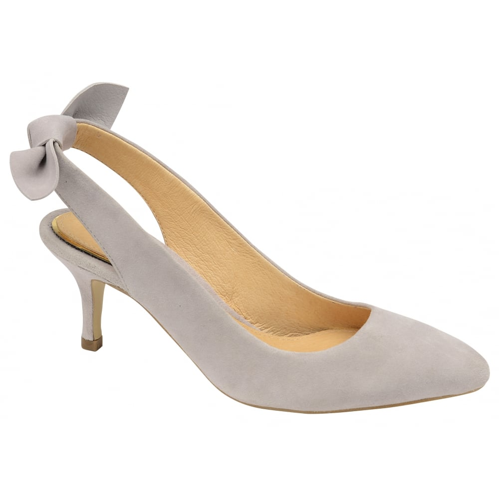 Buy Ravel ladies' Kerr court shoes online in grey suede