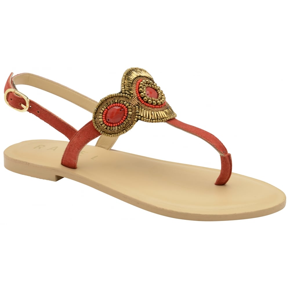 Ladies' Palo Online Flat Sandals Ravel Buy QerCdWxBo