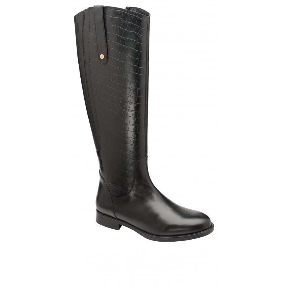 9ad8787f785e Buy Ravel ladies Hyder boots in black online